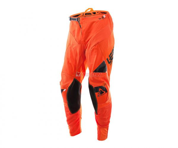 LEATT Hose: GPX 4.5, orange/schwarz