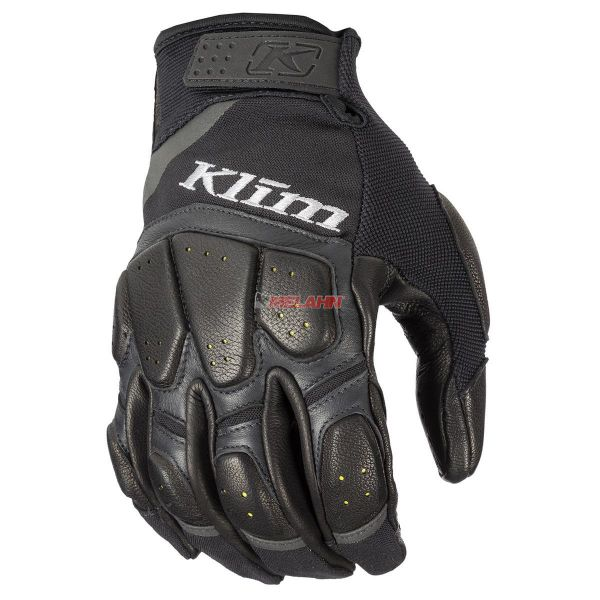 KLIM Handschuh: Dakar PRO, schwarz