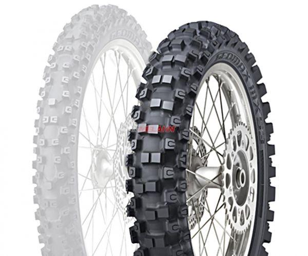 DUNLOP Reifen: Geomax MX53, 100/90-19