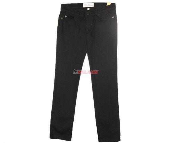 FOX Girls Jeans: Jett, schwarz, Gr. 3/36