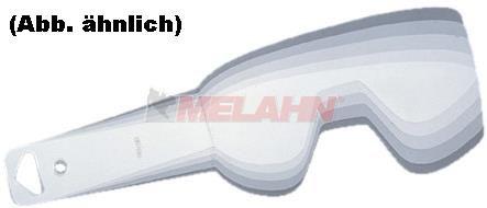 SPY Abreißfolien 14 Stück laminiert, Klutch/Whip/Targa3
