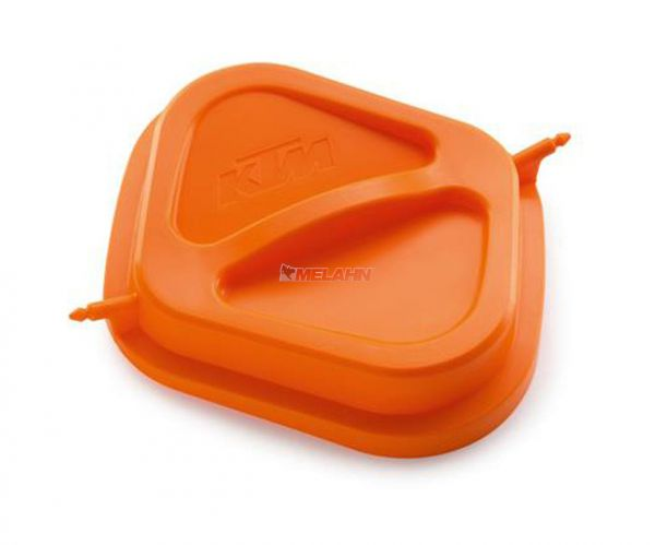 KTM Luftfilterkastendeckel, KTM SX 16- / EXC 17-, orange