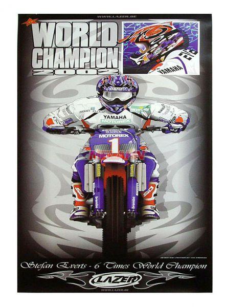 LAZER Poster Everts Comic (31,5x63cm)