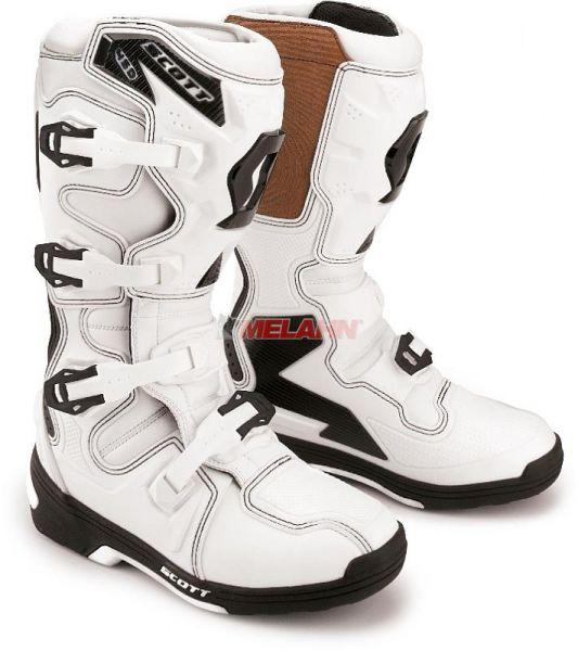 SCOTT Stiefel: 450, weiß