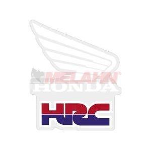 FX Tankaufkleber HRC Wing (Paar)