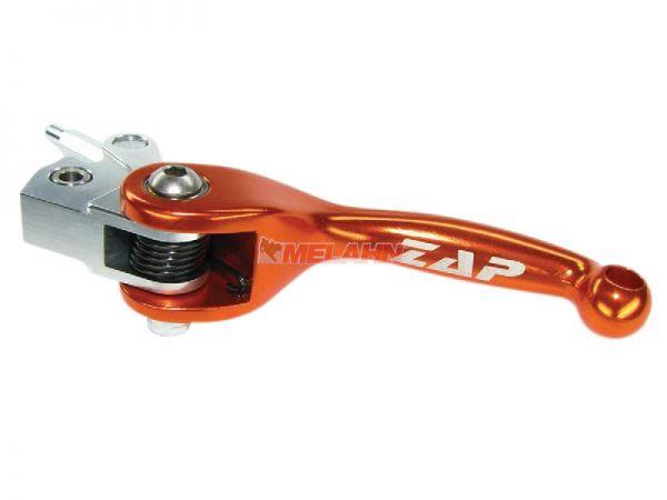 ZAP Flex-Kupplungshebel mit Schraube Magura 03-08, orange