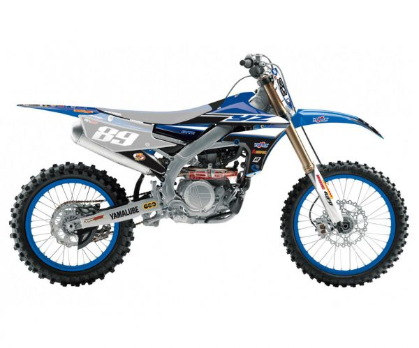 BLACKBIRD Replica-Kit: Factory Racing, YZF 250 19- / 450 18-