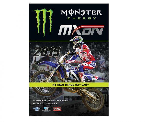 DVD: MXoN 2015 Frankreich, Laufzeit ca. 180 Minuten