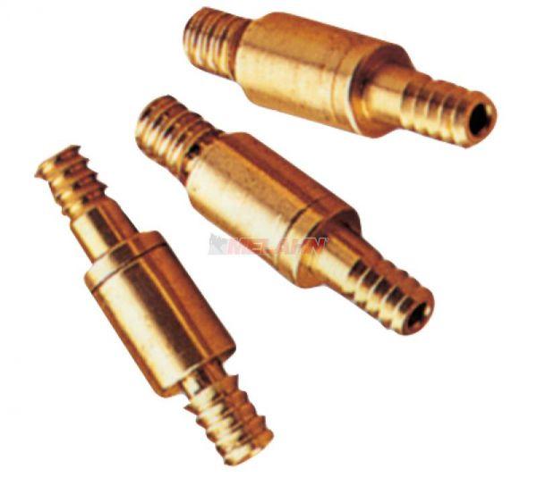 MOOSE Aluminium-Tankspinner, gold