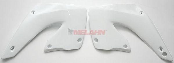 UFO Spoiler (Paar) Kühlerverkleidung CR 125/250 00-01, schwarz
