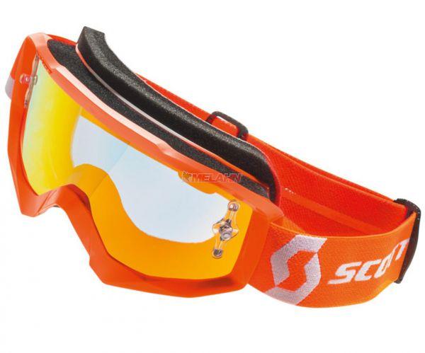 SCOTT Brille: Hustle KTM, orange/weiß