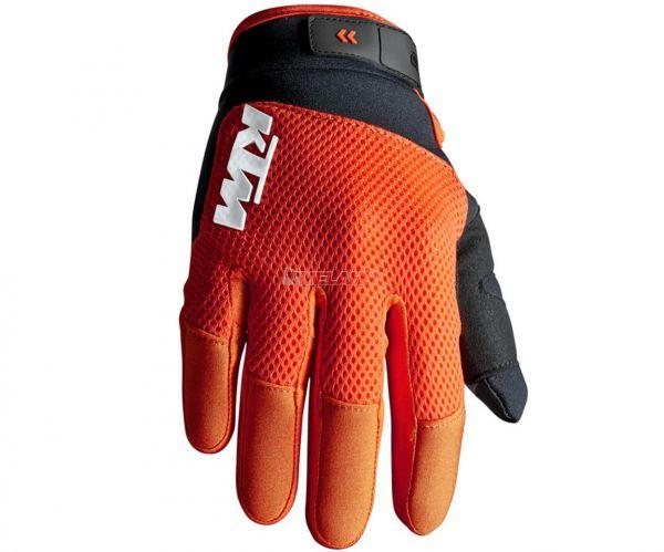 KTM Handschuh: Pounce, schwarz/orange