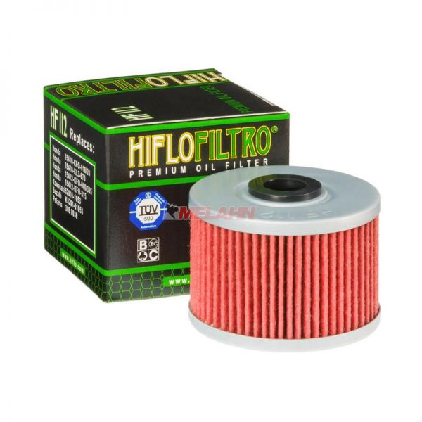 HIFLO Ölfilter HF112 (GasGas, Honda, Kawasaki)