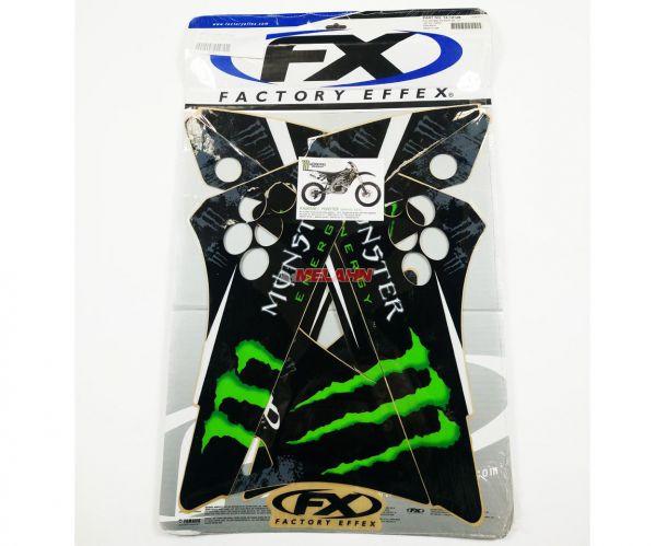 FX Tankdek+Airbox Monster KXF450 09-11