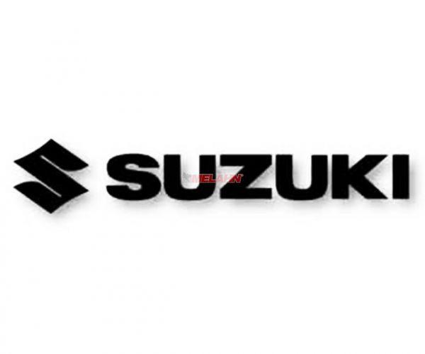 FX Aufkleber TDC: SUZUKI 92x10cm, schwarz