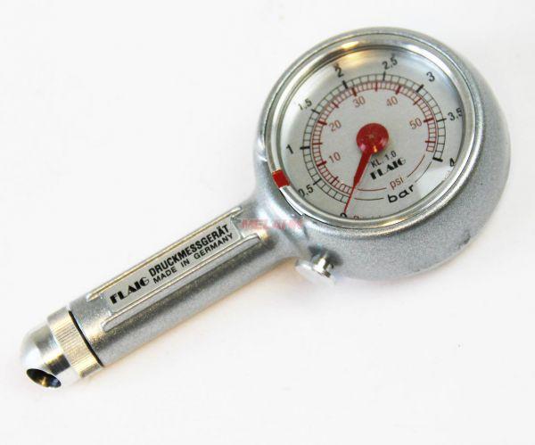 MT Luftdruckprüfer manuell, Metall