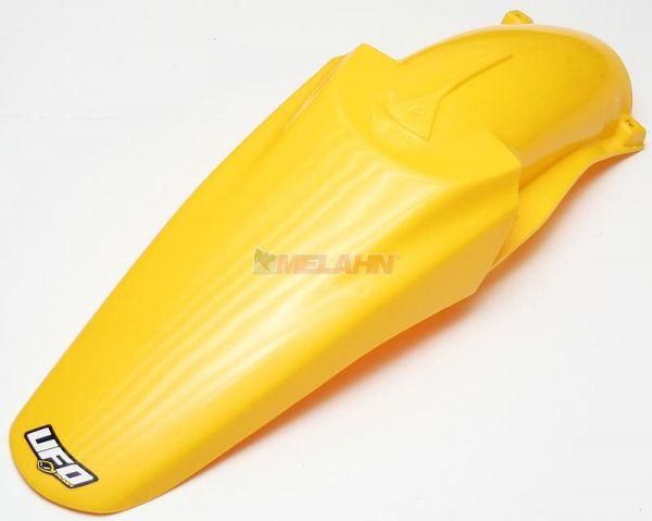 UFO Kotflügel hinten DRZ 400 00-09, gelb (altes gelb)