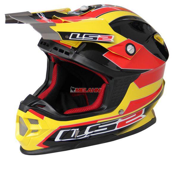 LS2 Helm: MX 456 MXoN Deutschland