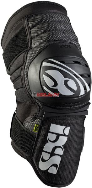 IXS Knieprotektor (Paar): Dagger, schwarz