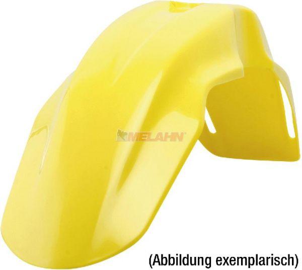 POLISPORT Kotflügel vorne RM 125/250 01-09 / RMZ 250 07-08/450 05-07, gelb