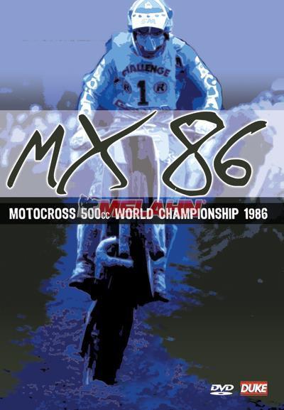 DVD: MX WM 500ccm von 1986