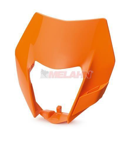 KTM Scheinwerfermaske EXC 14-16, orange