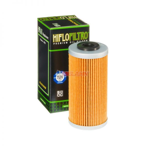 HIFLO Ölfilter HF611, BMW G450X, HVA 449-511 11-13, Sherco
