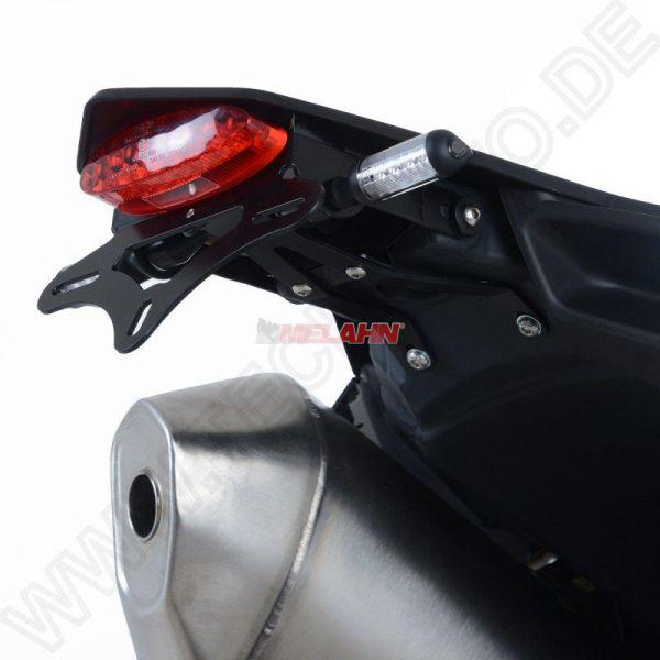 R&G Kennzeichenhalter KTM 690 SMC-R 2019-, klares Rücklichtglas