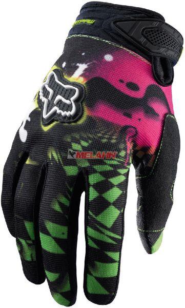 FOX Handschuh: Dirtpaw, Gr.XXL, grün