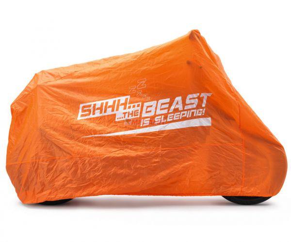 KTM Abdeckplane Outdoor Beast, orange