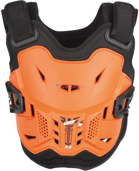 LEATT Kids Brustpanzer: 2.5 Kids/Peewee, orange