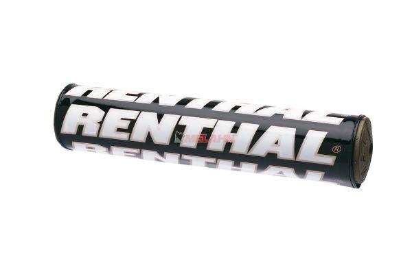 RENTHAL Lenkerpolster Standard, schwarz/weiß