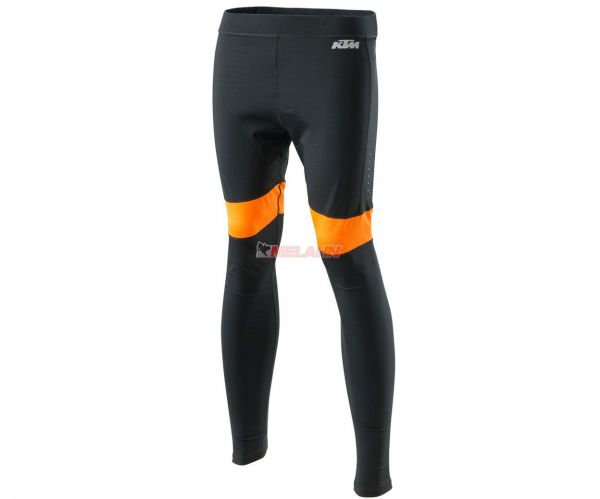 KTM Funktions-Hose: Emphasis, schwarz/orange