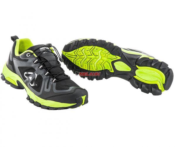 ACERBIS Mechaniker-Schuh: Trail WR, schwarz/neon-gelb