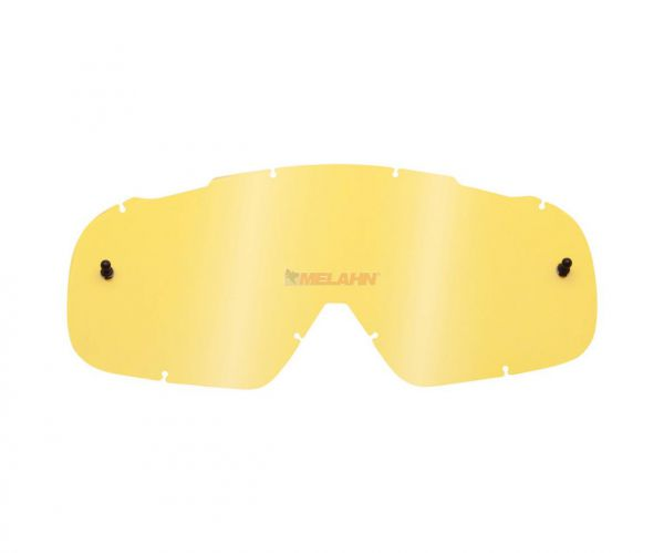 FOX Ersatzglas Airspace/Main ll: gelb