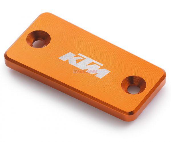 KTM Aluminium-Deckel Geberzylinder-Kupplung Magura 09-16, orange