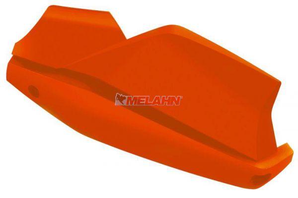 KTM Ersatz-Plastikschale (Paar), orange