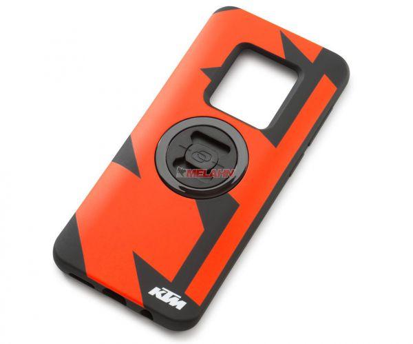 KTM Smartphonehülle Samsung Galaxy S8+ / S9+, schwarz/orange