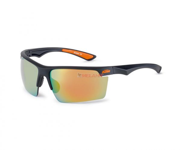 KTM Sonnenbrille: Race Shades, schwarz/orange