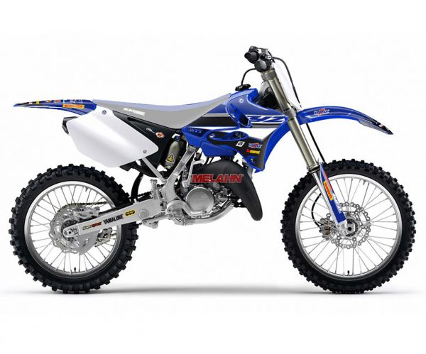 BLACKBIRD Replica-Kit: Factory Racing, YZ125/250 02-14