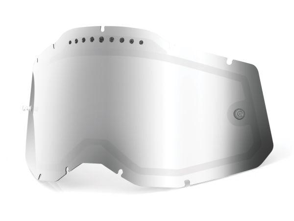 100% Spiegel-Doppelglas vented Generation 2, silber