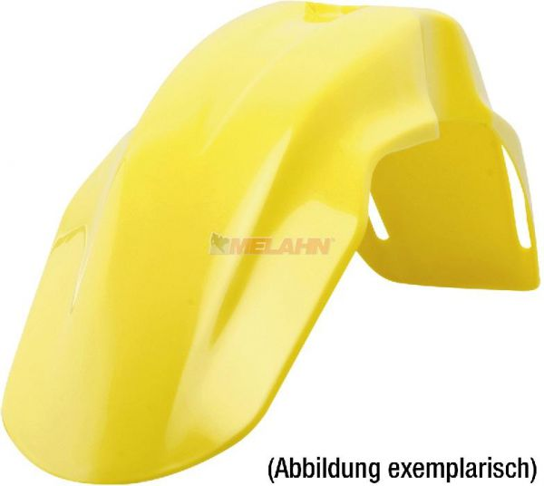 POLISPORT Kotflügel vorne RM 65 03-05, gelb
