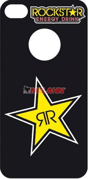 ROCKSTAR iPhone 4 Sticker, weiß