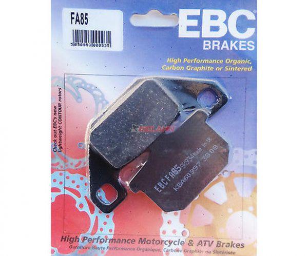 EBC Bremsklötze FA85 für KAWASAKI