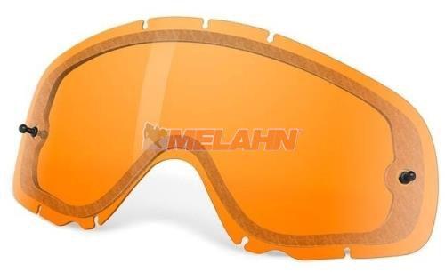 OAKLEY Doppelglas Crowbar, orange