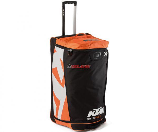 KTM Tasche: Corporate Gear Bag, schwarz/orange