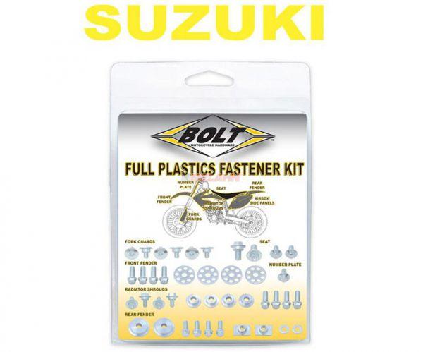 BOLT Schraubenkit Plastikteile RMZ 250 19- / 450 18-