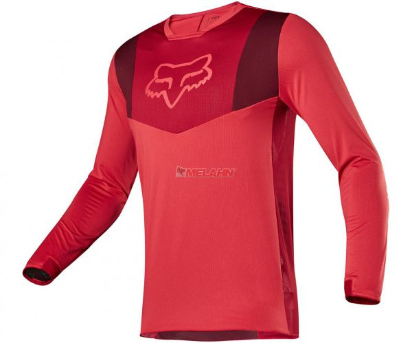 FOX Jersey: Airline, rot