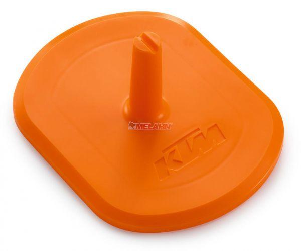 KTM Luftfilterkastenabdeckung 65 SX 98-, orange