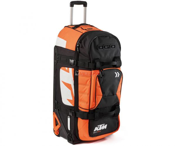KTM Tasche: Corporate Travel Bag 9800, schwarz/orange/weiß